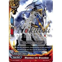 BFE X-BT01/0054EN Foil/U Rhombus the Bravebow