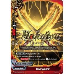 BFE X-BT01/0062EN Foil/U Dual Spark
