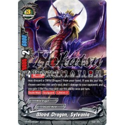 BFE X-BT01/0070EN Foil/U Blood Dragon, Sylvania