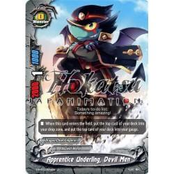 BFE X-BT01/0074EN Foil/U Apprentice Underling, Devil Men