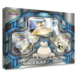 Pokémon - EN - Gx Box - Snorlax GX Box