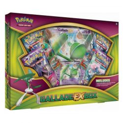 Pokémon - EN - Ex Box - Gallade EX Box
