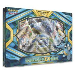 Pokémon - EN - Ex Box - Kingdra EX