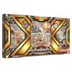 Pokémon - EN - Mega Premium Collection Camerupt-EX