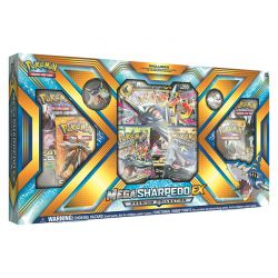Pokémon - EN - Mega Premium Collection Sharpedo-EX