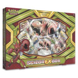 Pokémon - EN - Ex Box - Scizor EX