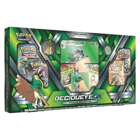 Pokémon - EN - Premium Collection - Decidueye-GX