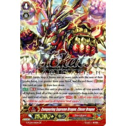 CFV G-FC04/011EN GR  Conquering Supreme Dragon, Closer Dragon