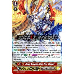 CFV G-FC04/012EN GR  Fang Dragon King Fist, Driger