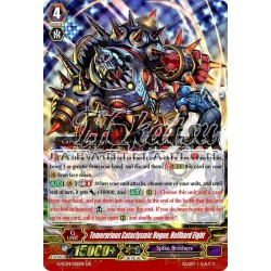 CFV G-FC04/015EN GR  Temerarious Cataclysmic Rogue, Hellhard Eight