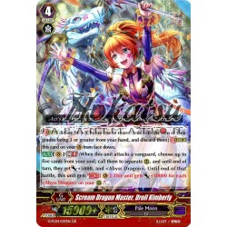 CFV G-FC04/017EN GR  Scream Dragon Master, Droll Kimberly