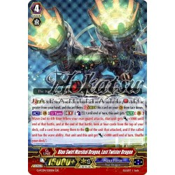 CFV G-FC04/021EN GR  Blue Swirl Marshal Dragon, Last Twister Dragon