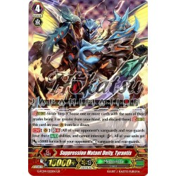 CFV G-FC04/022EN GR  Suppression Mutant Deity, Tyrantis
