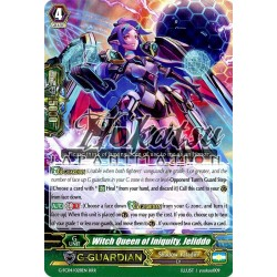CFV G-FC04/028EN RRR  Witch Queen of Iniquity, Jeliddo