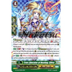 CFV G-FC04/029EN RRR  True Liberator of Healing, Ellise