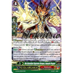 CFV G-FC04/035EN RRR  Sky Guardian Supreme Dragon, Impede Dragon