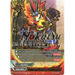 BFE X-BT01A-CP01/0005EN RRR Crimson Battler, Bal Dragon
