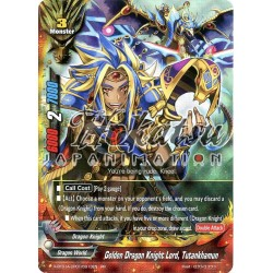 BFE X-BT01A-CP01/0013EN RR Golden Dragon Knight Lord, Tuankhamun