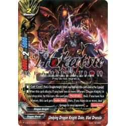 BFE X-BT01A-CP01/0015EN RR Undying Dragon Knight Duke, Vlad Dracula