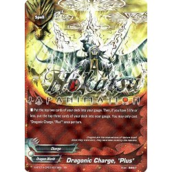 "BFE X-BT01A-CP01/0019EN RR Dragonic Charge, ""Plus"""