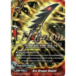 BFE X-BT01A-CP01/0022EN RR Arc Dragon Odachi