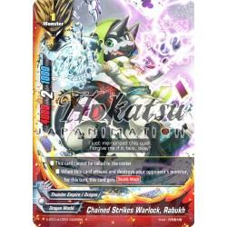 BFE X-BT01A-CP01/0029EN R Chained Strikes Warlock, Rabukh