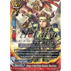 BFE X-BT01A-CP01/0032EN R Dragon Knight Great Emperor, Maximilian