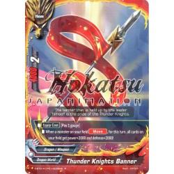 BFE X-BT01A-CP01/0039EN R Thunder Knights Banner