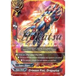 BFE X-BT01A-CP01/0040EN R Crimson Fist, Dragoplus