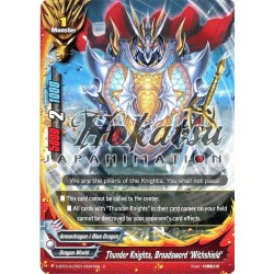 "BFE X-BT01A-CP01/0047EN C Thunder Knights, Broadsword ""Withshield"""
