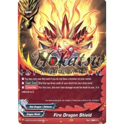 BFE X-BT01A-CP01/0063EN C Fire Dragon Shield