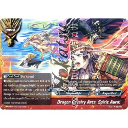 BFE X-BT01A-CP01/0070EN C Dragon Cavalry Arts, Spirit Aura!