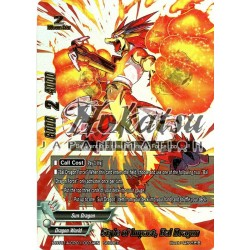 BFE X-BT01A-CP01/0074EN Secret/Foil Style of Impact, Bal Dragon