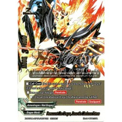 BFE X-BT01A-CP01/0077EN Secret/Foil Paramount Neo Dragon, Drum the Maximum Future