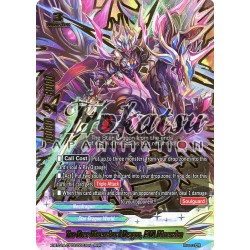 BFE X-BT01A-CP02/0001EN RRR Too Over-Dimensional Dragon, EXA Dimenzion