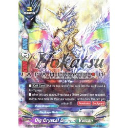 BFE X-BT01A-CP02/0013EN RR Big Crystal Dragon, Vulcan