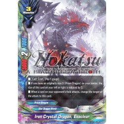 BFE X-BT01A-CP02/0014EN RR Iron Crystal Dragon, Evaclear