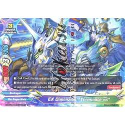 "BFE X-BT01A-CP02/0038EN R EX Dimenzion, ""Terminate Infinity!"""