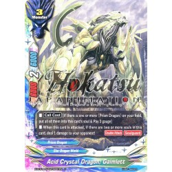BFE X-BT01A-CP02/0041EN C Acid Crystal Dragon, Gaimlett