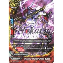 BFE X-BT02/0009EN RR Wrathful Thunder Blade, Batzz