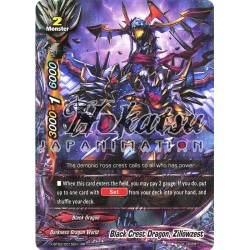 BFE X-BT02/0015EN RR Black Crest Dragon, Zillowzest