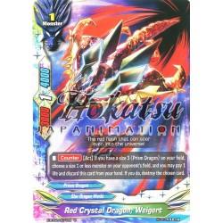 BFE X-BT02/0071EN U Red Crystal Dragon, Weigert