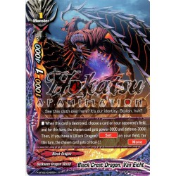 BFE X-BT02/0095EN C Black Crest Dragon, Van Eicht
