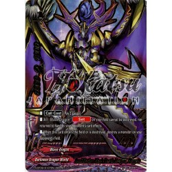 BFE X-BT02/0107EN SECRET Annihilation Black Death Dragon, Abygale