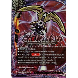 BFE X-BT02/0109EN SECRET Sickle of Slaughter, Gale Haken