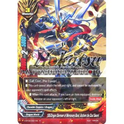 BFE X-BT02/0021EN Foil/R 100-Dragon Overseer of Mercenary Band, Anthem the Dual Sword