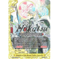 BFE X-BT02/0029EN Foil/R Knights of the Round Table, Lancelot