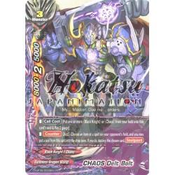 BFE X-BT02/0033EN Foil/R CHAOS Delt Bolt