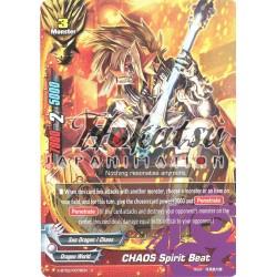 BFE X-BT02/0076EN Foil/C CHAOS Spirit Beat