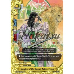 BFE X-BT02/0086EN Foil/C Knights of the Round Table, Ywain